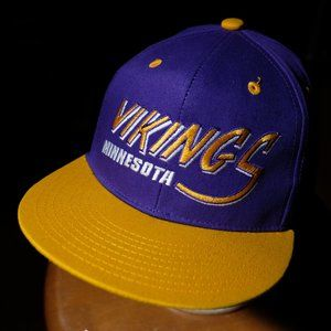 Minnesota Vikings NFL Snapback Hat Cap